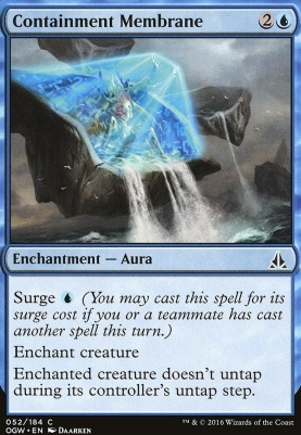 Oath of the Gatewatch Foil: Containment Membrane