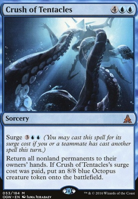 Oath of the Gatewatch: Crush of Tentacles