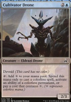 Oath of the Gatewatch Foil: Cultivator Drone