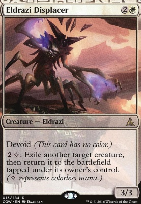 Oath of the Gatewatch: Eldrazi Displacer