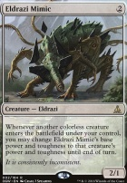 Oath of the Gatewatch: Eldrazi Mimic