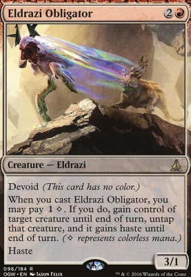 Oath of the Gatewatch: Eldrazi Obligator