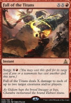 Oath of the Gatewatch Foil: Fall of the Titans