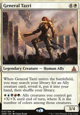 Oath of the Gatewatch: General Tazri