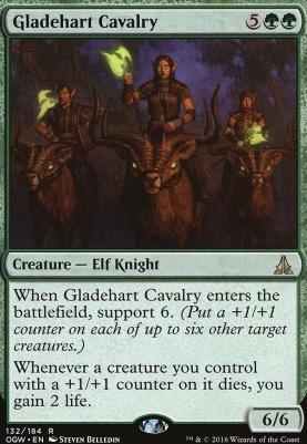 Oath of the Gatewatch: Gladehart Cavalry