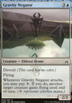 Oath of the Gatewatch Foil: Gravity Negator