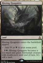 Oath of the Gatewatch Foil: Hissing Quagmire