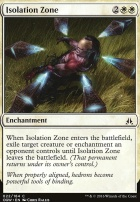 Oath of the Gatewatch Foil: Isolation Zone