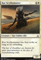 Oath of the Gatewatch: Kor Scythemaster