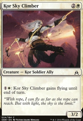 Oath of the Gatewatch: Kor Sky Climber
