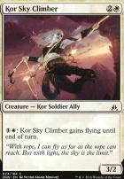 Oath of the Gatewatch: Kor Sky Climber