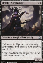 Oath of the Gatewatch Foil: Malakir Soothsayer