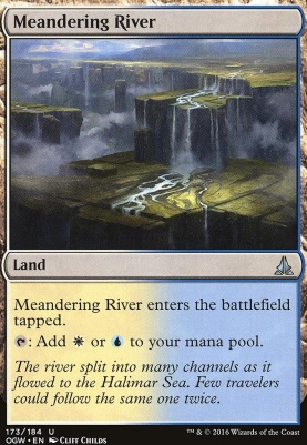 Oath of the Gatewatch: Meandering River