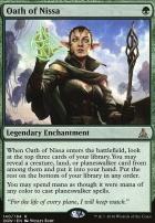 Oath of the Gatewatch: Oath of Nissa