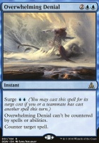 Oath of the Gatewatch: Overwhelming Denial