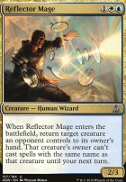 Oath of the Gatewatch Foil: Reflector Mage