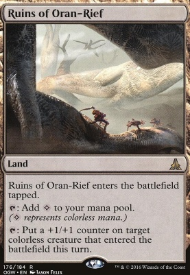 Oath of the Gatewatch: Ruins of Oran-Rief