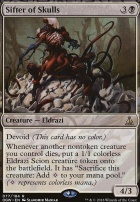 Oath of the Gatewatch Foil: Sifter of Skulls