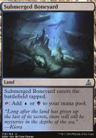 Oath of the Gatewatch Foil: Submerged Boneyard