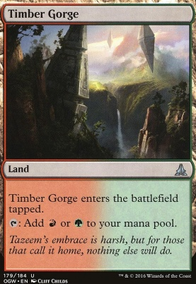 Oath of the Gatewatch: Timber Gorge