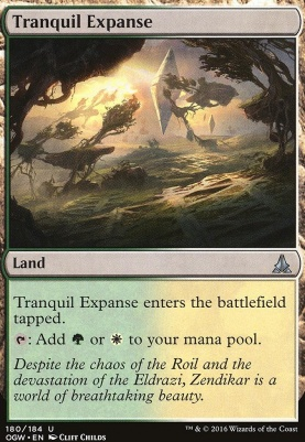 Oath of the Gatewatch: Tranquil Expanse