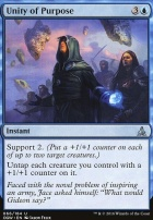 Oath of the Gatewatch Foil: Unity of Purpose