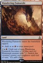 Oath of the Gatewatch Foil: Wandering Fumarole