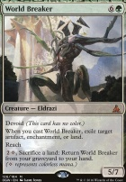 Oath of the Gatewatch Foil: World Breaker