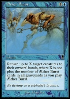 Odyssey Foil: Aether Burst