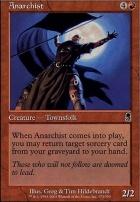 Odyssey Foil: Anarchist