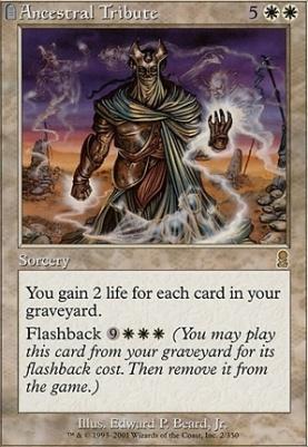 Odyssey: Ancestral Tribute