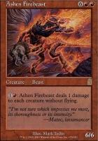Odyssey Foil: Ashen Firebeast