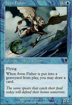 Odyssey: Aven Fisher
