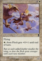 Odyssey Foil: Aven Flock