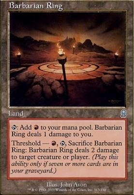 Odyssey: Barbarian Ring