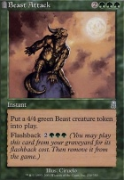 Odyssey Foil: Beast Attack