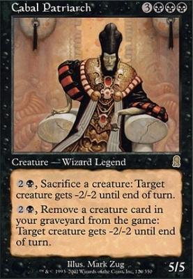 Odyssey: Cabal Patriarch
