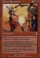 Odyssey Foil: Chance Encounter