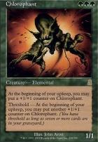 Odyssey: Chlorophant
