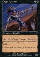 Odyssey Foil: Crypt Creeper