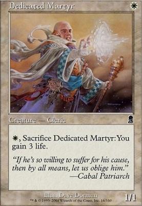 Odyssey: Dedicated Martyr