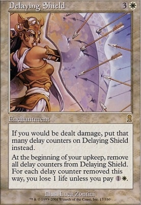 Odyssey: Delaying Shield