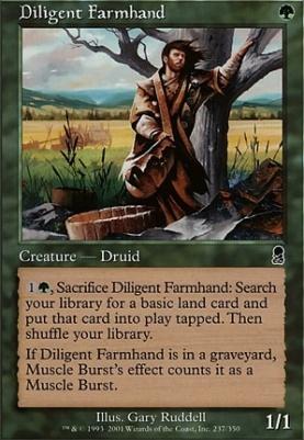 Odyssey: Diligent Farmhand