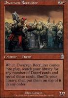 Odyssey: Dwarven Recruiter