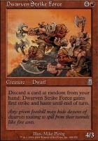 Odyssey: Dwarven Strike Force
