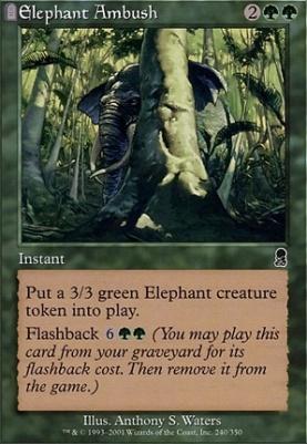 Odyssey: Elephant Ambush