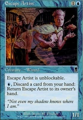 Odyssey: Escape Artist
