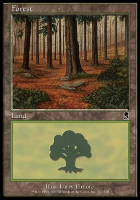 Odyssey: Forest (347 A)