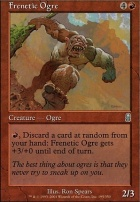 Odyssey: Frenetic Ogre