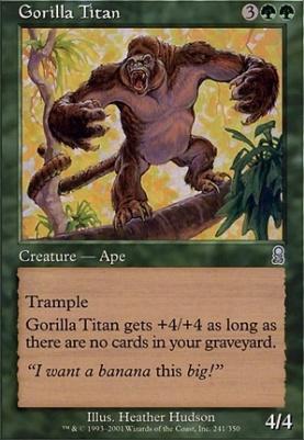 Odyssey: Gorilla Titan